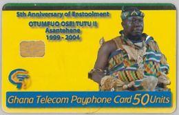 PHONE CARD - GHANA (E31.15.1 - Ghana