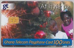 PHONE CARD - GHANA (E31.15.2 - Ghana