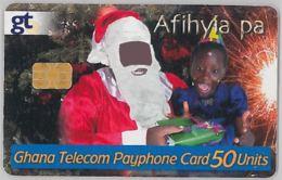 PHONE CARD - GHANA (E31.15.4 - Ghana