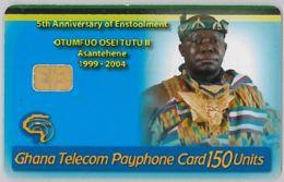 PHONE CARD - GHANA (E31.15.5 - Ghana