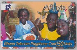PHONE CARD - GHANA (E31.15.6 - Ghana
