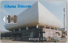PHONE CARD - GHANA (E31.16.1 - Ghana