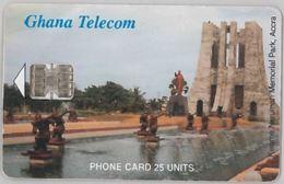 PHONE CARD - GHANA (E31.16.2 - Ghana