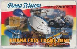 PHONE CARD - GHANA (E31.16.5 - Ghana