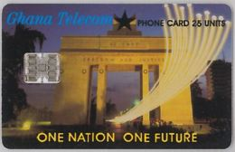 PHONE CARD - GHANA (E31.16.6 - Ghana