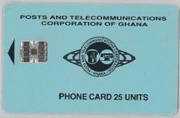 PHONE CARD - GHANA (E31.17.3 - Ghana