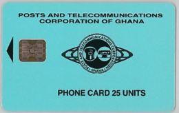 PHONE CARD - GHANA (E31.17.4 - Ghana