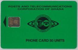 PHONE CARD - GHANA (E31.17.5 - Ghana