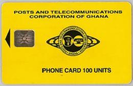 PHONE CARD - GHANA (E31.17.6 - Ghana