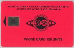 PHONE CARD - GHANA (E31.17.7 - Ghana