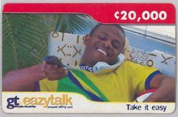 PREPAID PHONE CARD-GHANA (E31.20.1 - Ghana