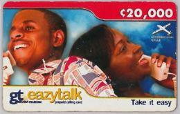 PREPAID PHONE CARD-GHANA (E31.20.3 - Ghana