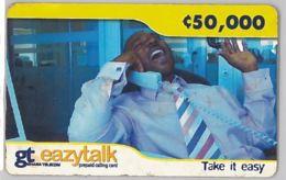 PREPAID PHONE CARD-GHANA (E31.20.5 - Ghana
