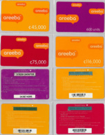 LOT 4 PREPAID PHONE CARD- GHANA (E31.21.5 - Ghana