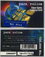 PREPAID PHONE CARD-IRAN (E31.38.5 - Iran