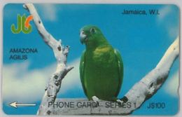 PHONE CARD - GIAMAICA (E31.39.3 - Jamaica