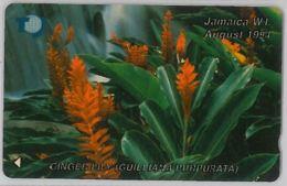 PHONE CARD - GIAMAICA (E31.39.7 - Giamaica
