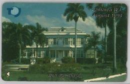 PHONE CARD - GIAMAICA (E31.39.8 - Jamaica