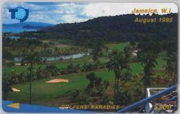 PHONE CARD - GIAMAICA (E31.40.2 - Jamaica