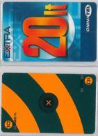 LOT 2 PREPAID PHONE CARD-LITUANIA (E33.14.1 - Lithuania