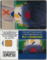 PHONE CARD - LUSSEMBURGO (E33.15.8 - Lussemburgo