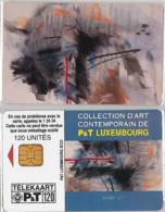 PHONE CARD - LUSSEMBURGO (E33.16.1 - Lussemburgo