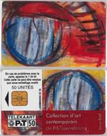 PHONE CARD - LUSSEMBURGO (E33.16.3 - Lussemburgo