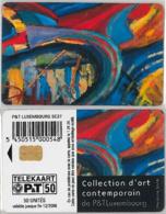 PHONE CARD - LUSSEMBURGO (E33.16.4 - Lussemburgo