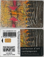 PHONE CARD - LUSSEMBURGO (E33.16.5 - Luxemburg