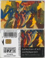 PHONE CARD - LUSSEMBURGO (E33.16.7 - Lussemburgo