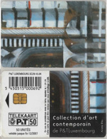 PHONE CARD - LUSSEMBURGO (E33.16.8 - Lussemburgo