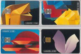 LOT 4 PHONE CARD- MESSICO (E33.31.1 - Mexico