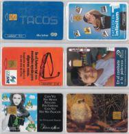 LOT 6 PHONE CARD- MESSICO (E33.45.1 - Mexico