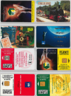LOT 4 PHONE CARD- LUSSEMBURGO (E33.19.5 - Lussemburgo