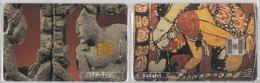 LOT 2 PHONE CARD- MESSICO (E33.33.7 - Mexico