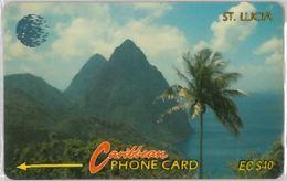 PHONE CARD - SANTA LUCIA (E33.47.7 - Sainte Lucie