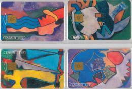 LOT 4 PHONE CARD- MESSICO (E33.31.5 - Mexico