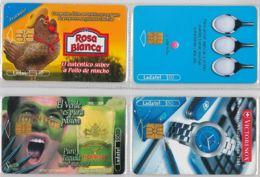 LOT 4 PHONE CARD- MESSICO (E33.43.1 - Mexico