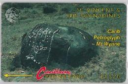 PHONE CARD - ST.VINCENT & THE GRENADINES (E33.49.7 - San Vicente Y Las Granadinas