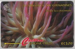 PHONE CARD - ST.VINCENT & THE GRENADINES (E33.50.2 - San Vicente Y Las Granadinas