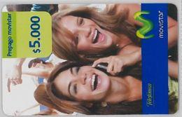 PREPAID PHONE CARD- COLOMBIA (E34.2.6 - Colombia