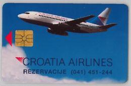 PHONE CARD - CROAZIA (E34.26.6 - Croacia