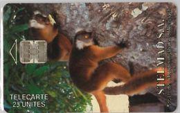 PHONE CARD - MADAGASCAR (E34.34.3 - Madagascar