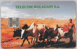 PHONE CARD - MADAGASCAR (E34.34.6 - Madagascar