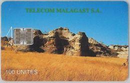 PHONE CARD - MADAGASCAR (E34.34.7 - Madagascar