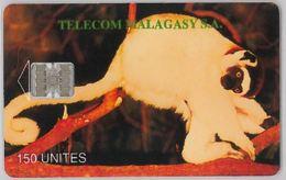 PHONE CARD - MADAGASCAR (E34.34.8 - Madagascar