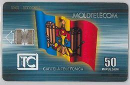 PHONE CARD - MOLDAVIA (E34.37.3 - Moldavia