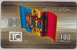 PHONE CARD - MOLDAVIA (E34.37.7 - Moldavia