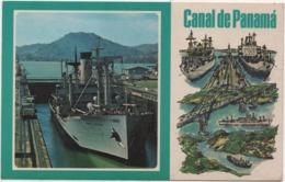 Canal De Panama. Viaggiata 1979 - Panama