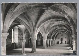 FR.- ABBAYE DE FONTENAY. La Grande Salle. - Kerken En Kloosters